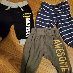 Baby clothes bottoms